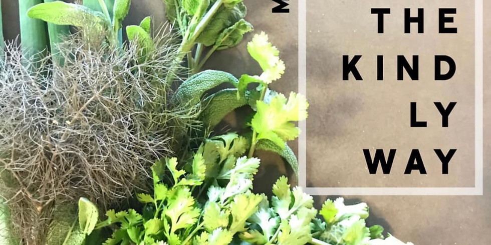 MAY 25: COOKING THE KINDLY WAY