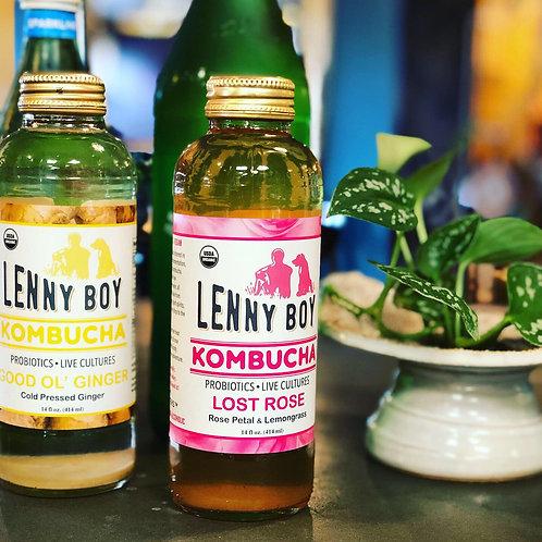 Lenny Boy Kombucha ToGo