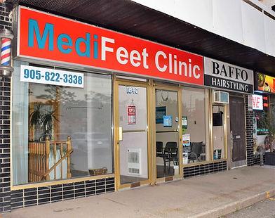 Clarkson Foot Clinic & Orthotics Mississauga