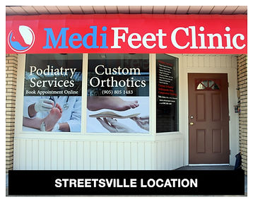 Streetsville Clinic & Orthotics Mississauga