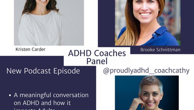 ADHD Coaches Panel