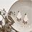 Thumbnail: Clay Marbling - White + Sahara