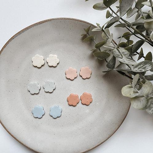 Daisy Studs - Multiple Colors