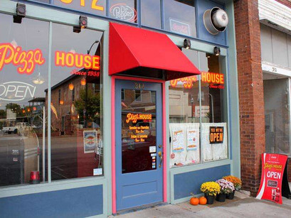 Enjoy Great Food and Historic Decor at Springfield's Pizza House