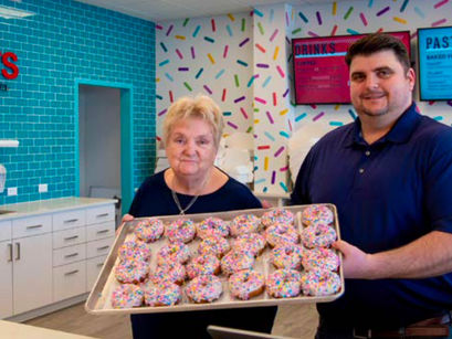 Springfield's Premier Donut Shop Celebrating 50 Years of Homemade Deliciousness