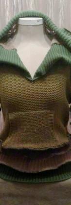 Hoodie Style Sweaters