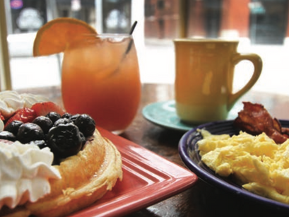 Visit Gailey's Breakfast Cafe for an Old Favorite
