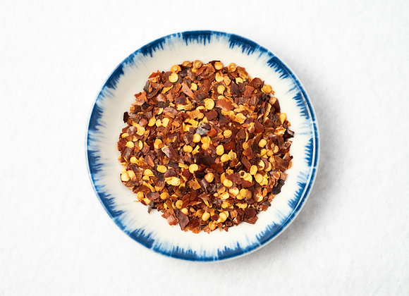 Chili Flakes, Crushed Red Pepper
