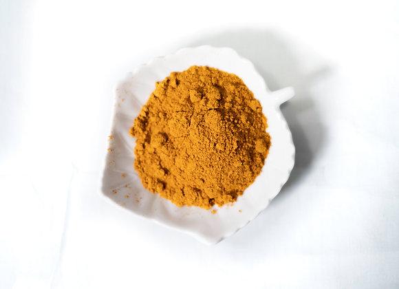 Curry Powder, Salt-Free