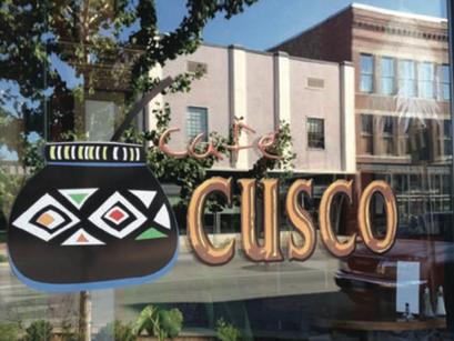 Enjoy Healthy Cuisine at Cafe Cusco