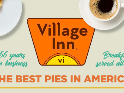 Welcome to Village Inn Family Restaurant with Classic Favorites