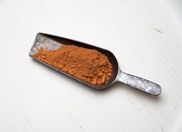 French Red Clay Powder
