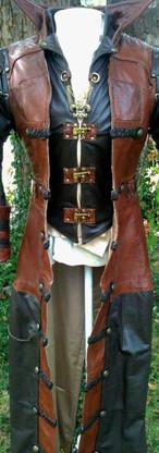 Jacket and Vest Panel
