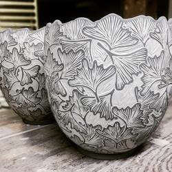 Ginkgo Vase