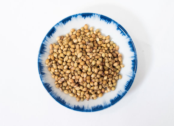 Coriander Seed, Indian, Whole