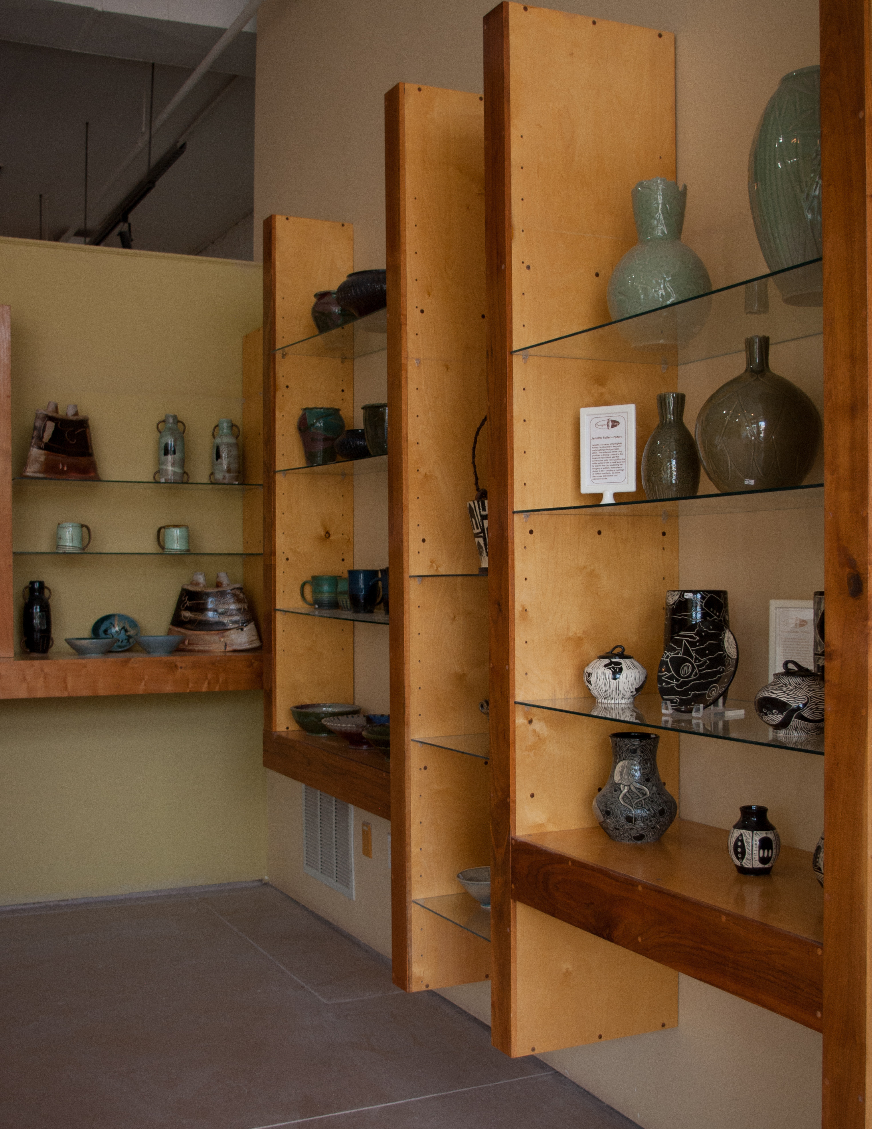 Springfield Pottery Gallery
