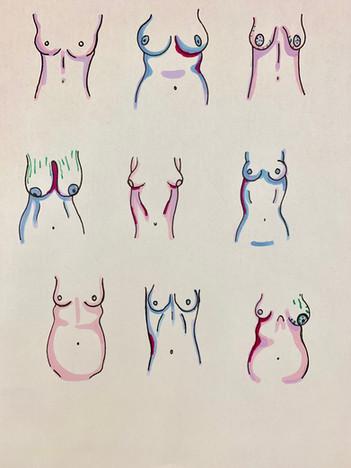 Study: Breasts