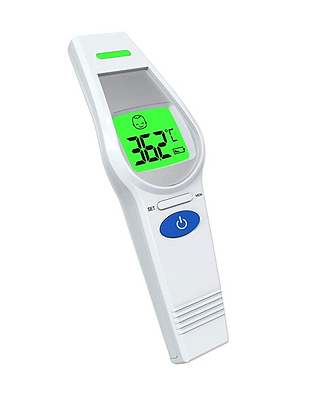 Infrared Thermometer non-touch temperature scanner