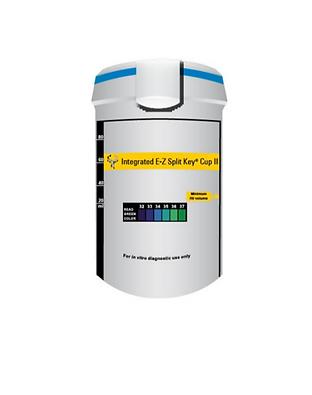 Clonal Technology CT Integrated E-Z Splits Key Cup Urine Drug Test