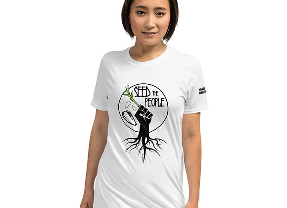 Seed The People VANILLA ROSE BREEDER PACK STRAIN Short-Sleeve Unisex T-Shirt