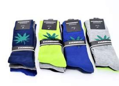 Everbright Socks, Assorted Colors