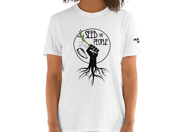 Seed The People PLATINUM RAZZ STRAIN-SPECIFIC Short-Sleeve Unisex T-Shirt