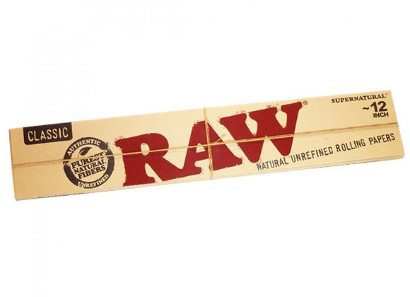 Raw Supernatural 12-inch Papers