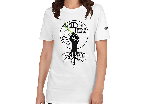 Seed The People COBALT STRAIN-SPECIFIC Short-Sleeve Unisex T-Shirt
