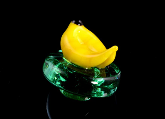 Bananas Glass UFO Carb Cap