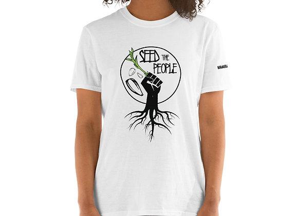 Seed The People VANILLA ROSE STRAIN-SPECIFIC Short-Sleeve Unisex T-Shirt