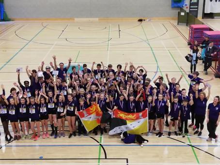 Team GYDAC Athletes contribute to Athletics Norfolk Success!