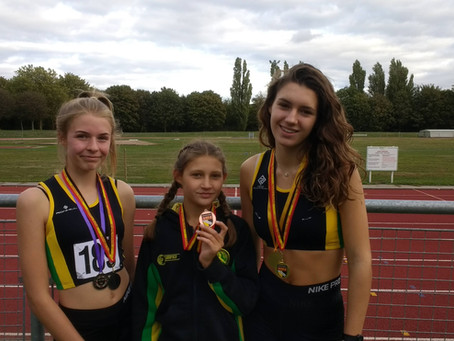 Combined Event Success for GYDAC Trio