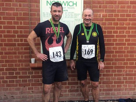 Reepham and Whitwell Cross Country