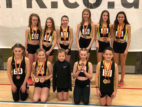 Norfolk Sportshall success for Team GYDAC athletes!