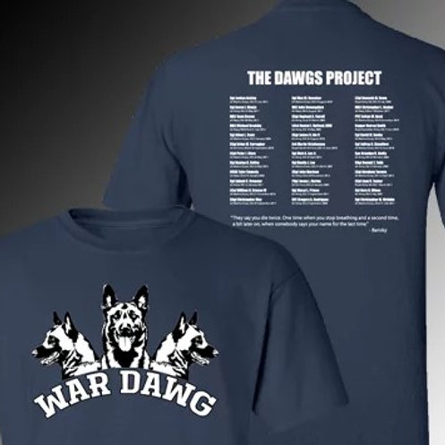 War Dawg T-Shirt