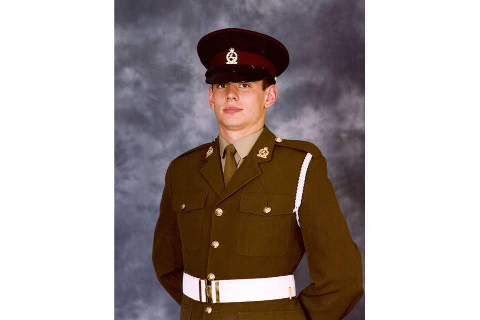 LCpl Kenneth M. Rowe, Royal Army UK, KIA
