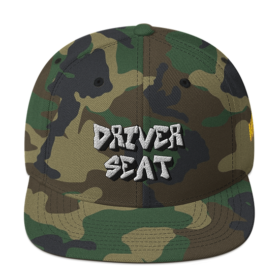 Driverseat Snapback - Army
