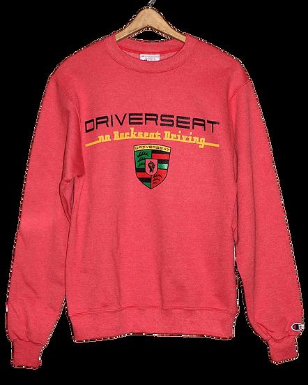 BHM Sweatshirt - Scarlet Heather