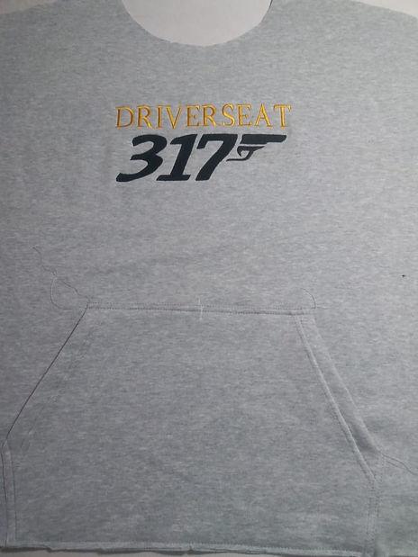 00317 Hoodie Production