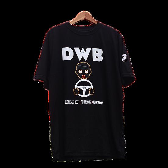 DWB Tee - Black