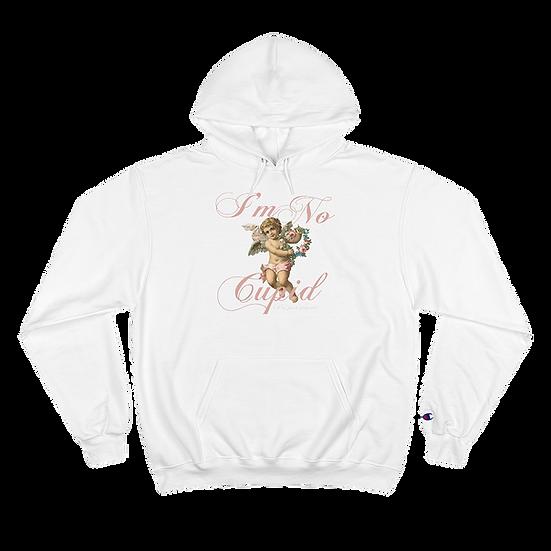 Stupid Cupid Hoodie - White