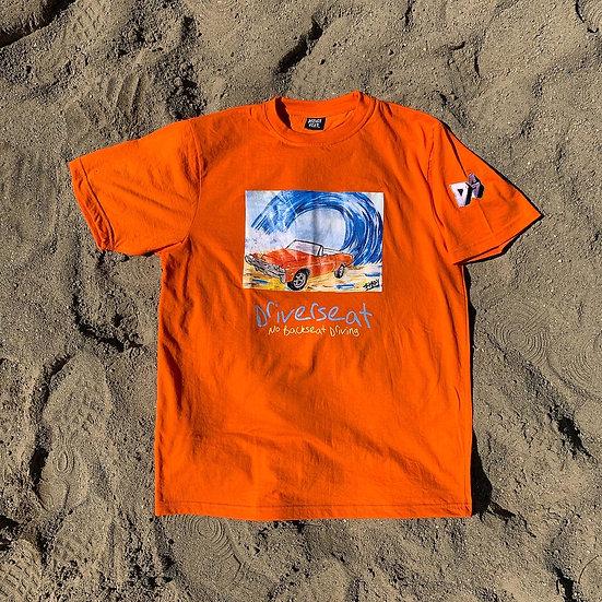 The Driversea T - Orange