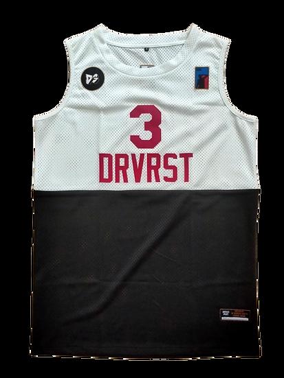 '65 Jersey - White/Black