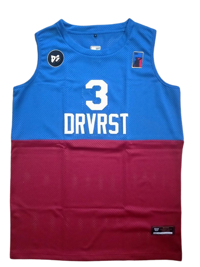 '65 Jersey - Blue/Red