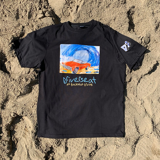 The Driversea T - Black