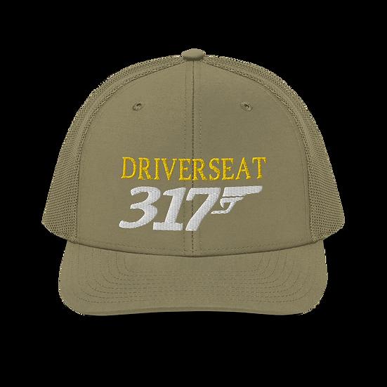 Shooter Trucker Cap - Loden
