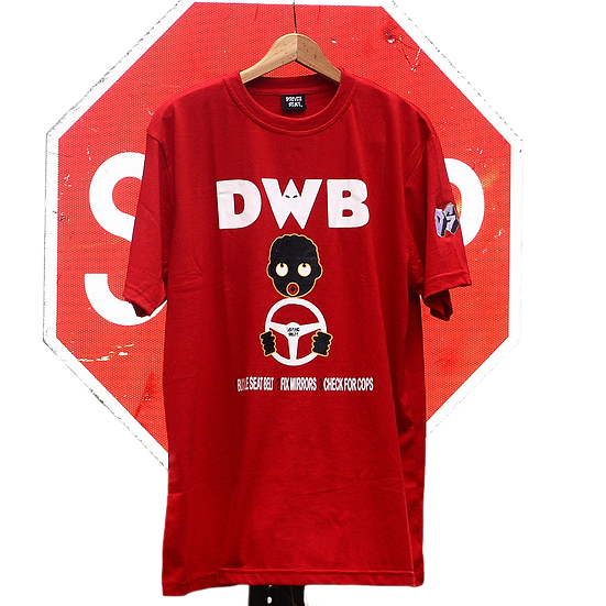 DWB Tee - Red