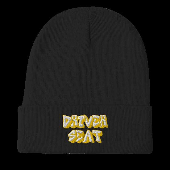 Beanie Hat - Gold Logo