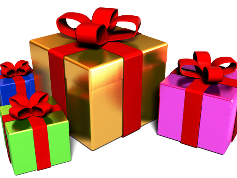 Got will? A quick lesson on gifts . . .