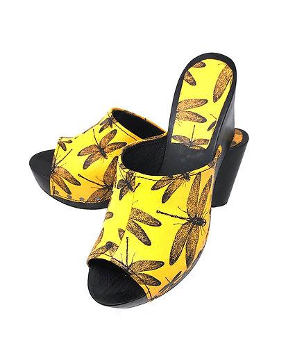 Zoccoli SOLE Gialli (mis. 38)